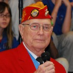 Sheppard Elementary hosts Iwo Jima Reunion Luncheon